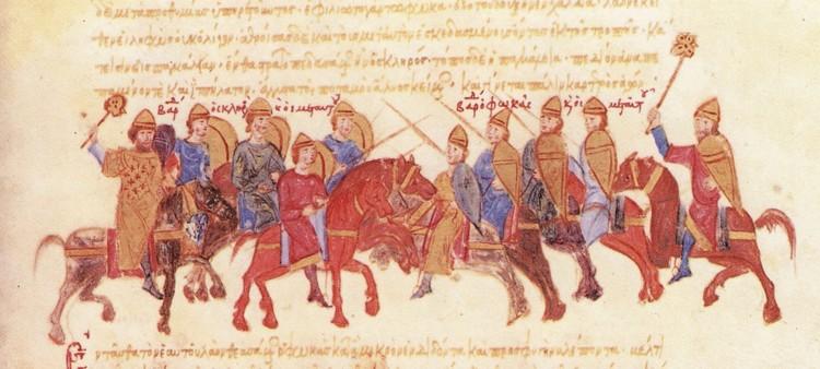dominazioni arabe e bizantine